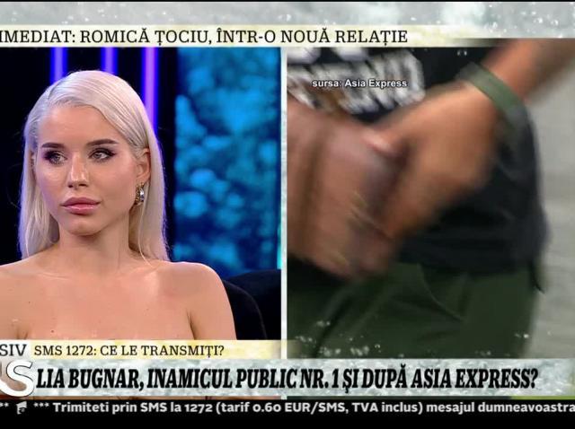 """Lia Bugnar către Carmen Grebenișan:""""S-a întâlnit criminalul cu victima"""""""