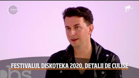 Ritmurile anilor `80-`90 se aud la Timișoara. Keo este ambasador al festivalului Diskoteka