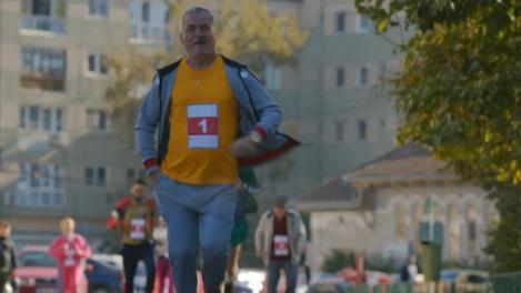 Gata, primul pas este făcut! Stelian Manole participă la Maratonul Mangaliței alături de doamna Dana