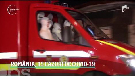 România are 15 cazuri de coronavirus. Două se află în Capitală