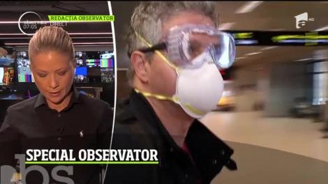 Special Observator: România, măsuri extreme împotriva coronavirusului