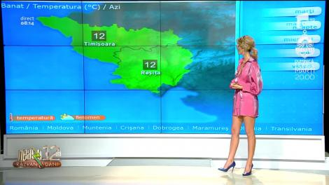 Prognoza Meteo, 10 martie 2020 - Vreme mohorâtă cu ploi în regiunile din sudul țării
