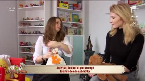Neatza cu Răzvan și Dani. Jocuri și activități de interior pentru cei mici. Idei la îndemâna părinților