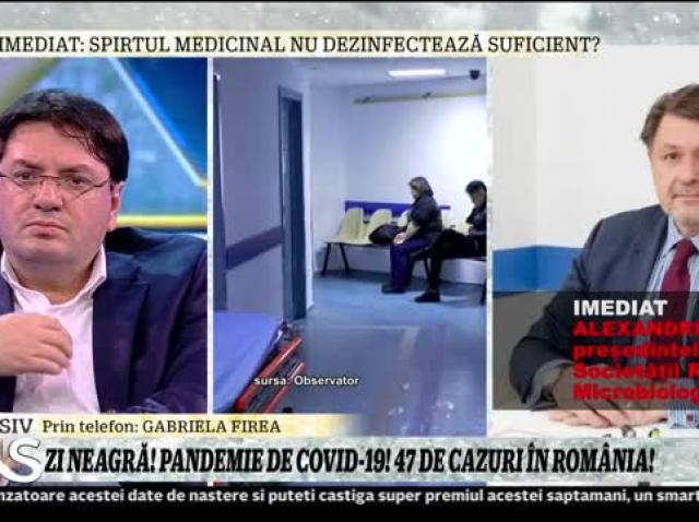 """Gabriela Firea, primar general al Capitalei: """"Eu aş fi închis şi metroul! Este o sursă de răspândire a oricărui virus!"""""""