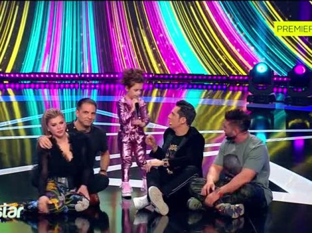 """Momentul în care Loredana Groza, Ștefan Bănică și Dorian Popa au fost jurizați de o concurentă, la Next Star: """"A făcut ce a vrut din noi"""""""