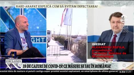 Raed Arafat spune totul despre Covid-19! Ce măsuri se vor lua în următoarea perioadă