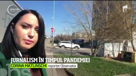 Jurnalism în timpul pandemiei