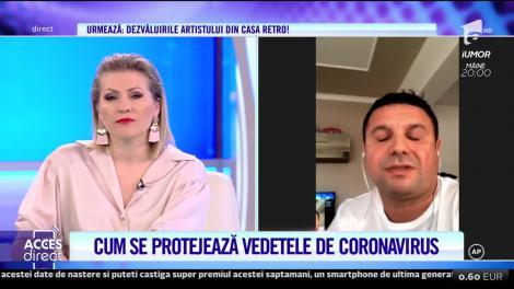"""Vedete cu sute de mii de euro în conturi, izolate la domiciliu în România: """"Facem pâine în casă!"""""""