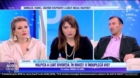 """Veronica Stegaru vrea să divorţeze. Vulpița, decisă să-l părăsească pe Viorel: """"Nu mai vreau sa aud de soacră-mea!"""""""