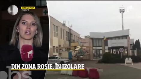 Trei români s-au intors din zona roșie a Italiei, în Timişoara. Ce s-a întâmplat cu ei imediat după ce au auterizat