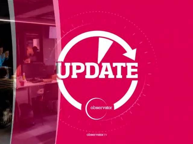 Urmărește Observator Update! Te ține la curent, din oră în oră! VIDEO