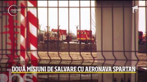 17 români blocaţi în Italia după închiderea graniţelor au fost aduşi în ţară cu un avion al Armatei