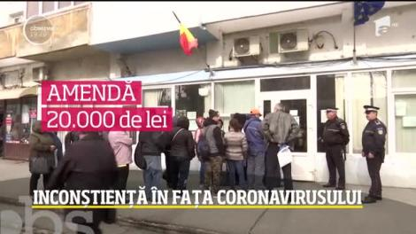 Inconștiența în fața coronavirusului! Cum se pasează vina