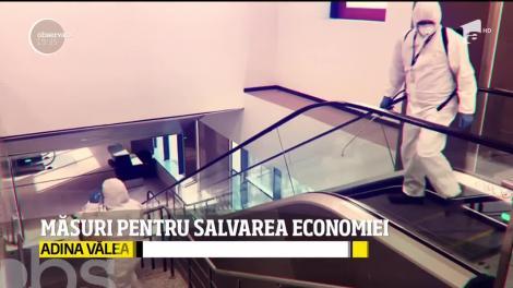 Măsuri pentru salvarea economiei