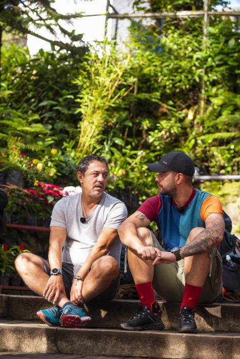 Sorin Bontea și Speak, la o bere în Filipine!