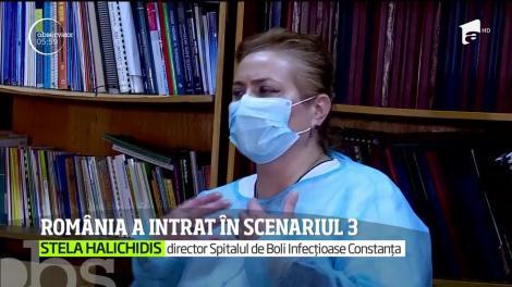România numără în momentul acesta 123 de pacienţi confirmaţi cu noul coronavirus. Caracatiţa COVID-19 se întinde