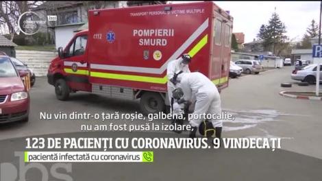 123 de români, din 26 de judeţe au contactat virusul fără leac