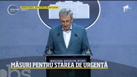 """Ministrul de Interne, Marcel Vela, după anunțul despre starea de urgență! """"Urmează zile complicate. Așa puteți contribui fiecare dintre voi la reducerea riscului de contaminare cu coronavirus"""" - Video"""