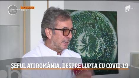 Șeful ATI România, explică ce măsuri s-au luat și la ce să ne așteptăm în perioada următoare