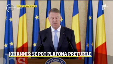 Preşedintele Klaus Iohannis, declaraţii despre Starea de Urgenţă în contextul pandemiei de coronavirus