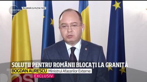 Mii de români cu copii mici blocați la granițe. Oamenii au devenit agitati