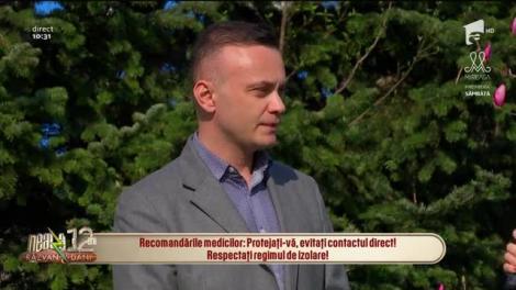 246 de cazuri de coronavirus în România. Mesajul medicilor pentru români