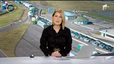 Nou val de români la granițe. Măsurile luate de autorități