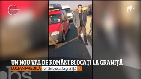 """Mărturia unui român blocat la granița dintre Austria şi Ungaria: """"Suntem peste 3000 de oameni care vrem să ajungem acasă"""""""