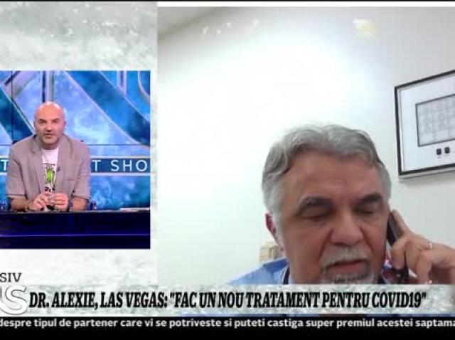 Doctorul Ion Alexie, despre virusul ucigaș: În America se face un nou tratament pentru coronavirus