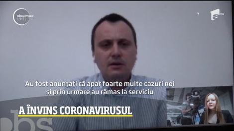 Tânărul care a aflat că e infectat cu noul coronavirus din presă s-a vindecat
