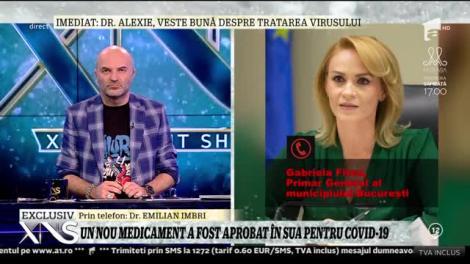"""Va crește numărul de teste pentru coronavirus, în București. Anunțul făcut de Gabriela Firea: """"Astăzi s-au făcut cele mai multe testări"""""""