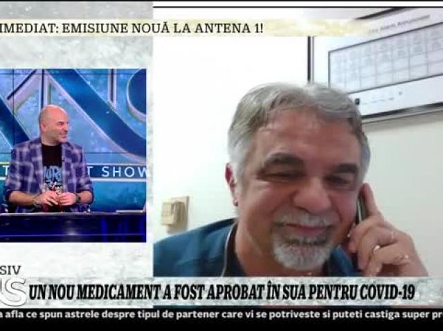 Doctorul Adrian Marinescu, despre cazurile de coronavirus din România: Cei mai mulți pacienți sunt tineri, dar acest lucru se va schimba