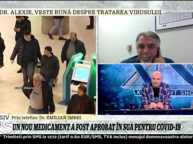 Emilian Imbri, managerul spitalului de Boli Infecțioase Victor Babeș, despre infectarea românilor cu coronavirus: Suntem pregătiți să facem față primului val