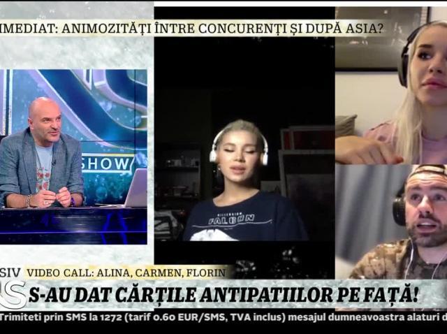 """Alina şi Carmen, despre proba """"Prinde porcuşorul"""" din Asia Express: """"Nu l-am ales pe cel mai uşor, ci pe cel care să fie în ton cu ţinuta"""""""