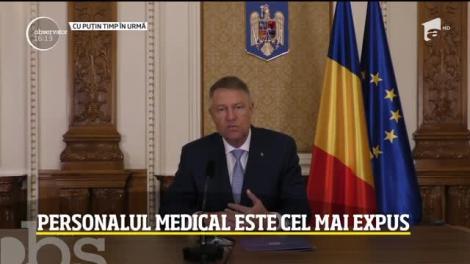 Preşedintele Klaus Iohannis, anunţ pentru managerii spitalelor din România: Ne descurcăm cu ce avem!