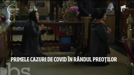 Doi preoți din București au fost depistaţi pozitiv cu noul coronavirus! Un lăcaş de cult a fost închis!