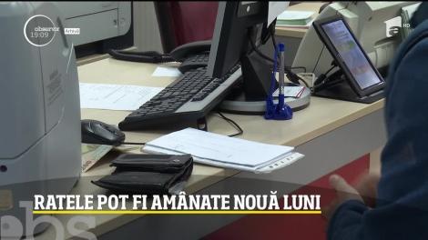 Câte luni îşi pot amâna românii ratele? Măsuri de urgență din cauza coronavirusului