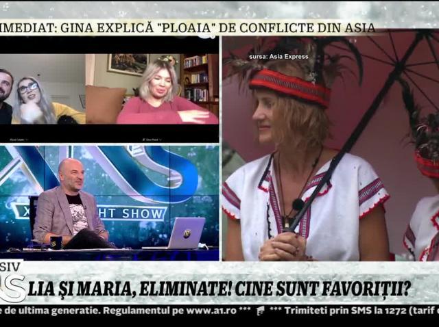 """Ce face Gina Pistol de la Asia Express de când e izolată acasă: """"Spăl pisica interior și exterior..."""""""