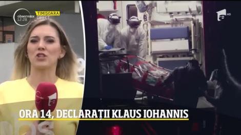 Vaccin împotriva COVID-19 testat la Timișoara