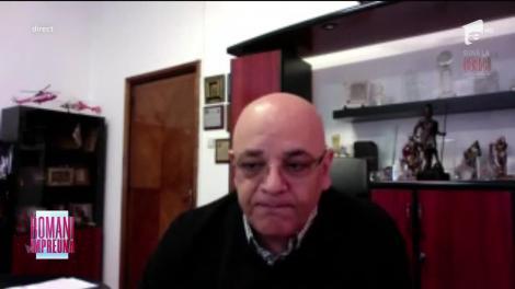 """""""Români Împreună"""" - Raed Arafat: """"E o luptă în care trebuie să fim toți solidari"""""""