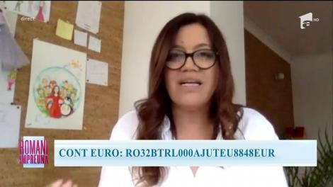 """""""Români Împreună!"""" Mirela Retegan: Toți copiii au sunat la mine. Și-au donat alocațiile și ce au avut în pușculițe"""
