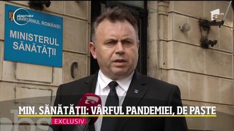 România se îndreaptă cu paşi repezi spre vârful epidemiei de coronavirus: 42 de decese