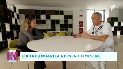 """""""Români Împreună"""" - Medicii de la Matei Balș, în luptă cu moartea: """"Prefer să mor în picioare, nu în genunchi"""""""