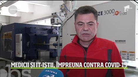 O echipă de electronişti şi medici români au realizat prototipul unui ventilator pulmonar