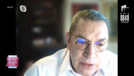 """""""Români Împreună"""" - Şerban Bubenek, preşedintele SRATI: Ajutați-ne să câștigăm această bătălie. Stați acasă și donați"""