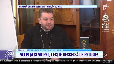 """Vulpița a izbucnit în plâns, în fața preotului! A mărturisit totul, deși era filmată: """"Am greșit"""""""