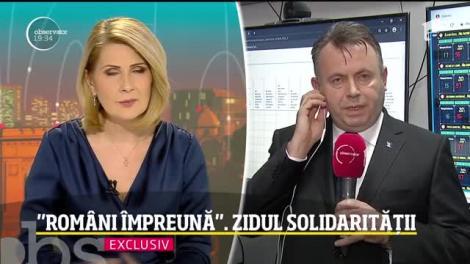 Nelu Tătaru, ministrul Sănătății, despre echipamentele necesare în lupta cu coronavirusul: Există două firme românești care produc biocid
