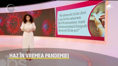 Haz în vremea pandemiei