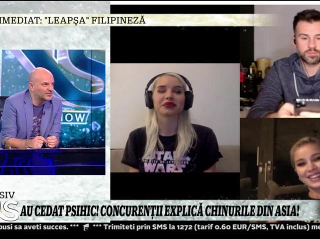 Alina Ceușan, despre modificările din Asia Express: S-au schimbat foarte multe reguli. A fost un delir total!
