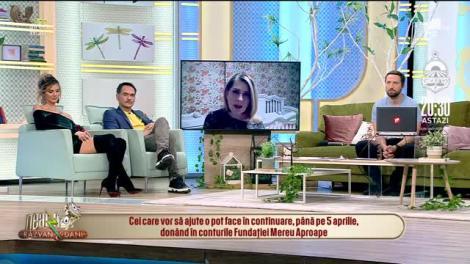 """Banii adunați în teledonul """"Români Împreună"""", primele demersuri! Sandra Stoicescu: """"Am reuşit să convingem furnizorii să trimită aparatele"""""""